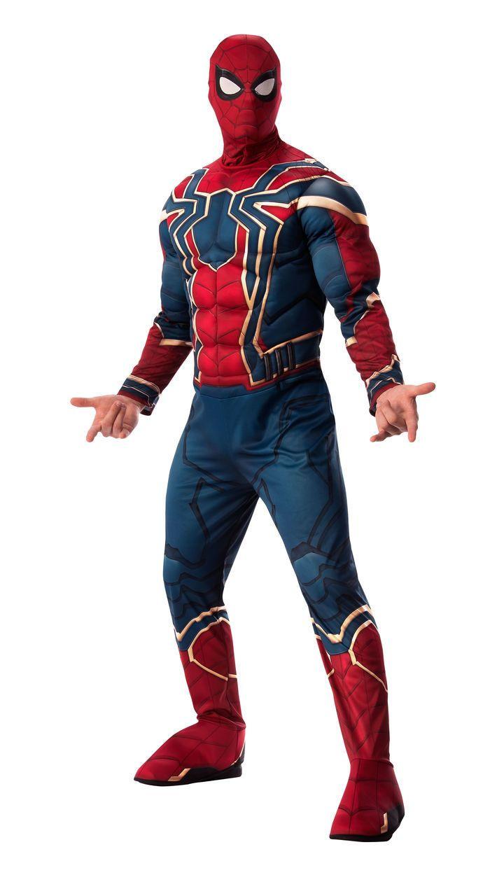 Kinder Erwachsene Spiderman Kostüm Overalls Superheld Cosplay Costume Geschenk