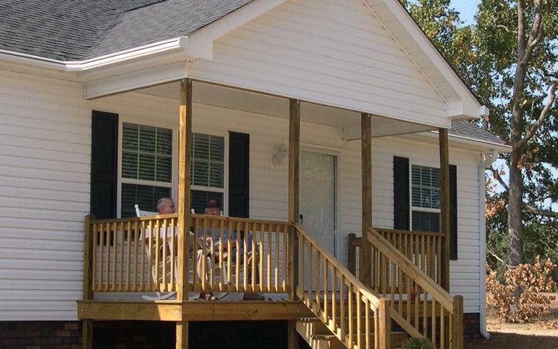 Mobile Home Porches & Decks Guide Mobile home porch