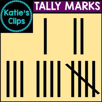 Tally Marks Clipart Tally Marks Math Clipart Clip Art