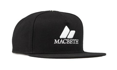 MACBETH Snapback - Pennant Macbeth Red  7c3b15cf39