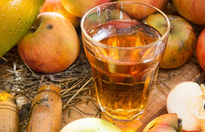 Home Remedies For Yeast Infection - Apple Cider Vinegar For Yeast Infection