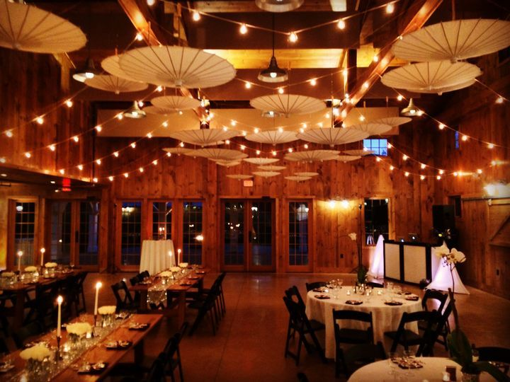 Inn at Manchester Celebration Barn | Rustic wedding venues ...