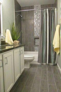 99 New Trends Bathroom Tile Design Inspiration 2017 82  Baño Enchanting Bathroom Design Trends Design Decoration