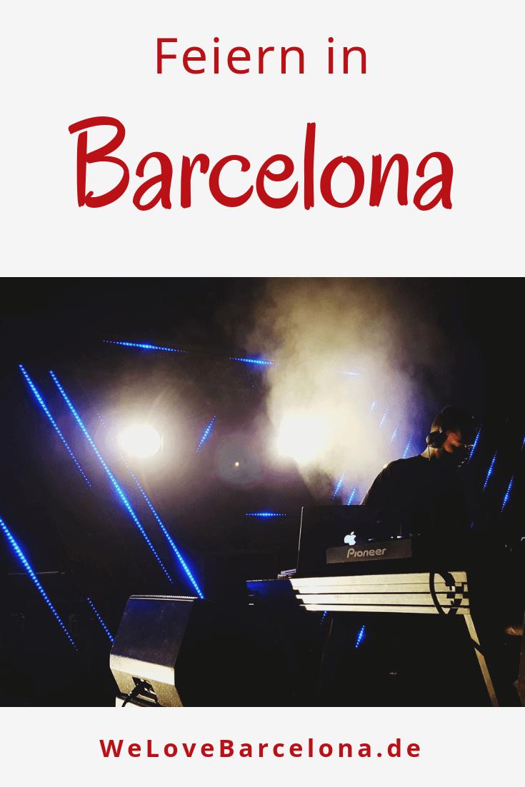 Nachtleben in Barcelona: ♥ die Top 10 Clubs der Stadt ...