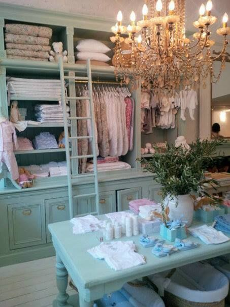Shabby Chic Shop Piccoli & Co. London Store | Shabby Chic Boutique, Baby ...
