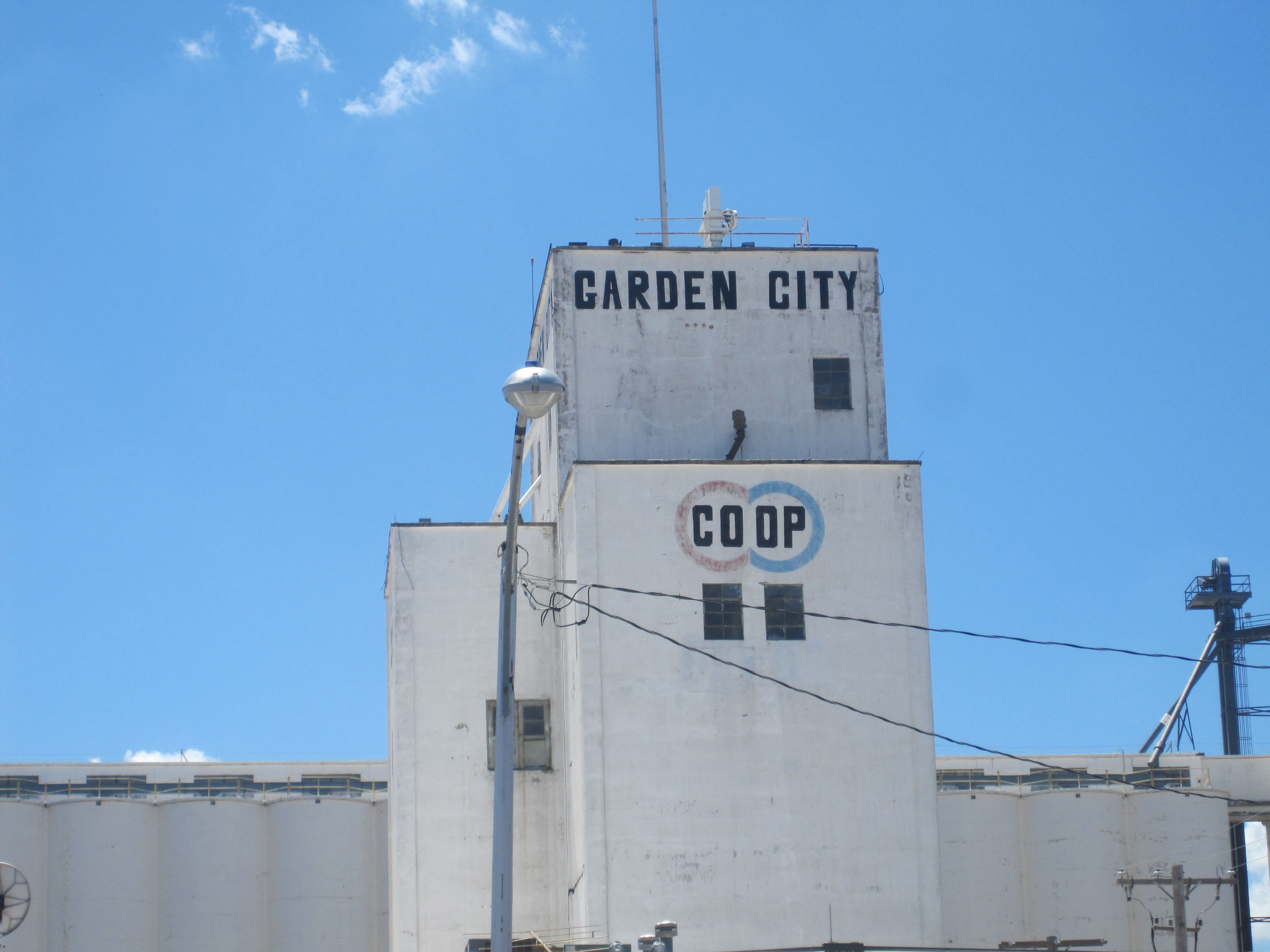 Garden City Ks From Sw Kansas No Dorothy No Toto