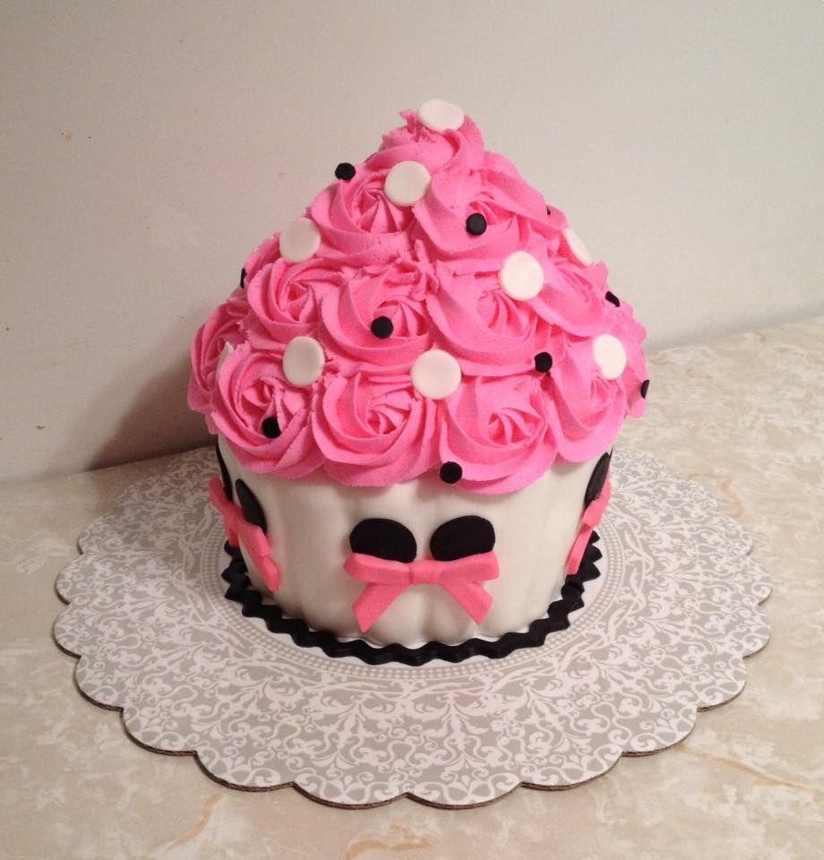 mini mouse smash cupcake cake