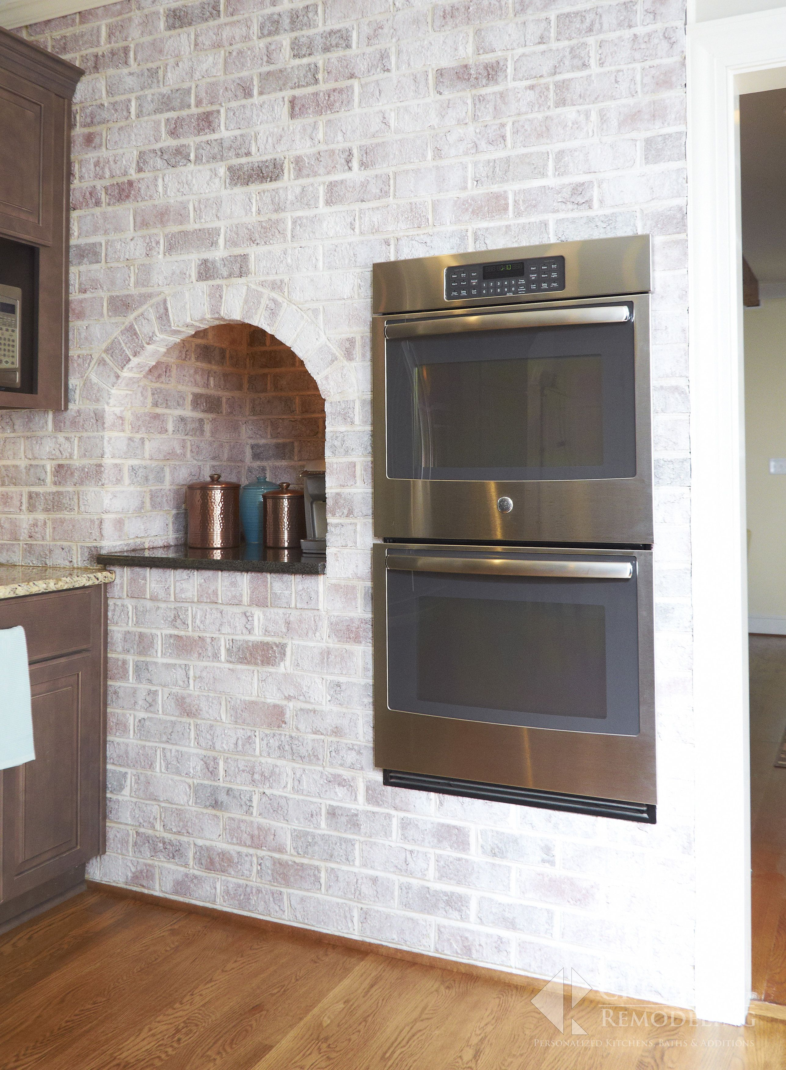 A Built In Coffee Station And Oven! Newport News, VA, Kitchen By Criner