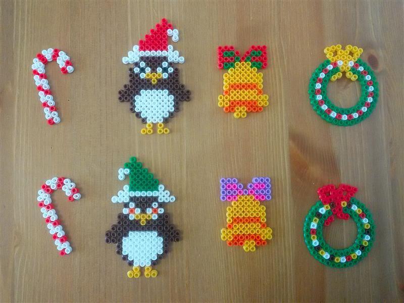 Pyssla Natale.Pyssla Hama Beads Natale Christmas Pyssla Hama Beads