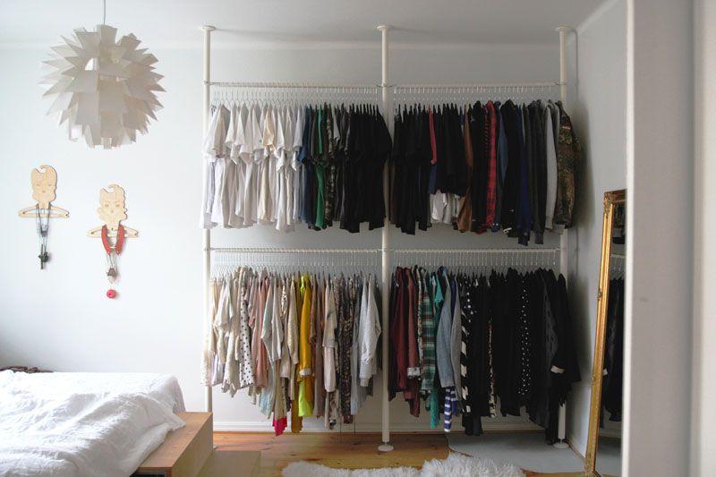 VAATESÄILYTYS / RAW Design Blogin vaaterekit