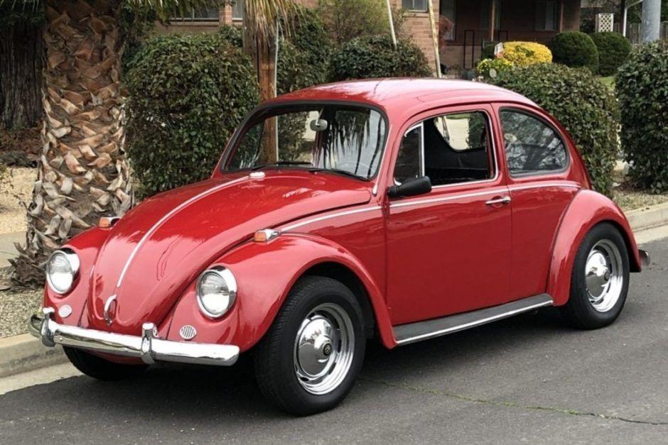 BaT Auction: 1967 Volkswagen Beetle at No Reserve