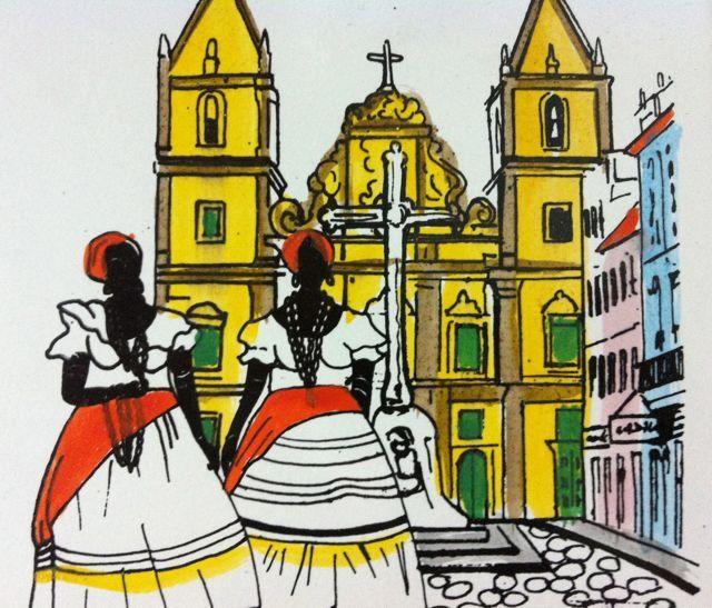 O que fazem em Salvador (part 1)
