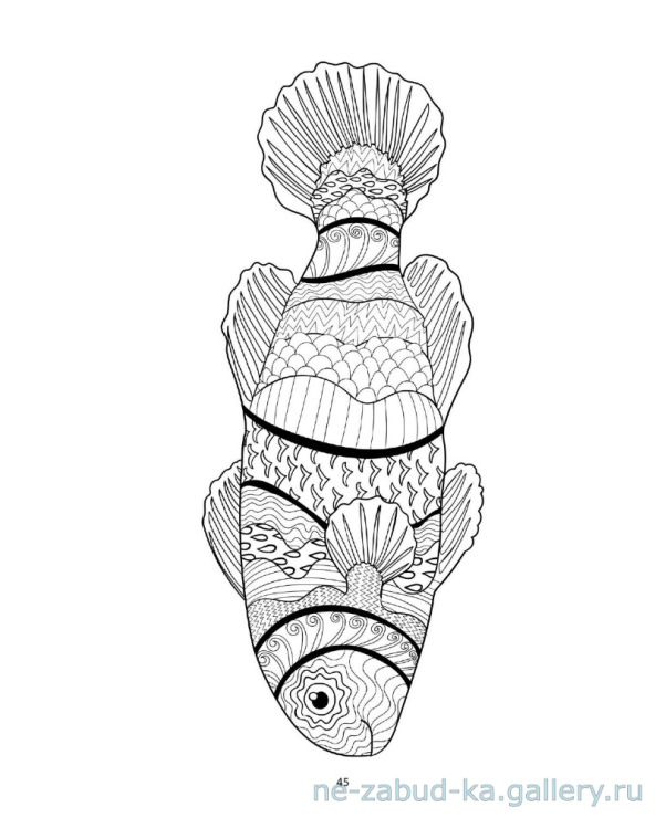 Gallery.ru / Фото #2 - Sea World Sample Patterns - ne-zabud-ka