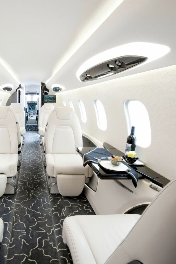 le jet priv de luxe en 50 photos pinterest private jets jets and planes. Black Bedroom Furniture Sets. Home Design Ideas