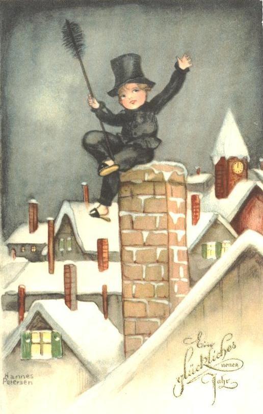 Hannes Petersen Kerst - Elfen & Boeken