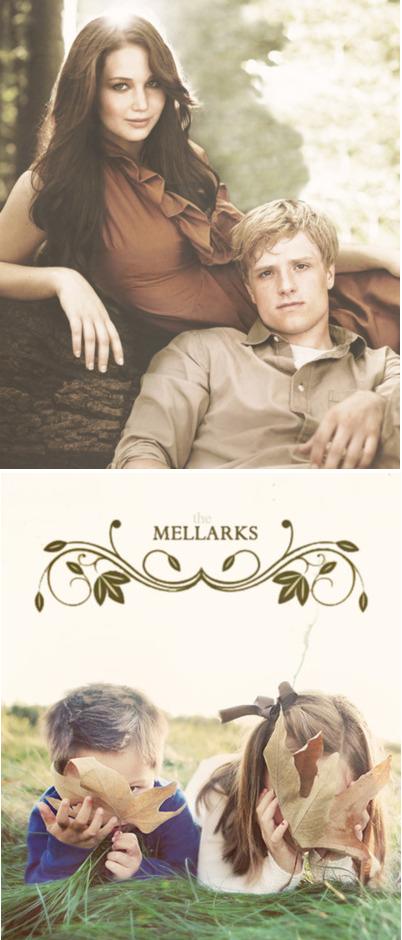 The Mellarks | This is precious.