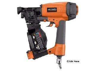 59 Ridgid Tools R175rna Roofing Nailer Ridgid Tools Coil Nailer
