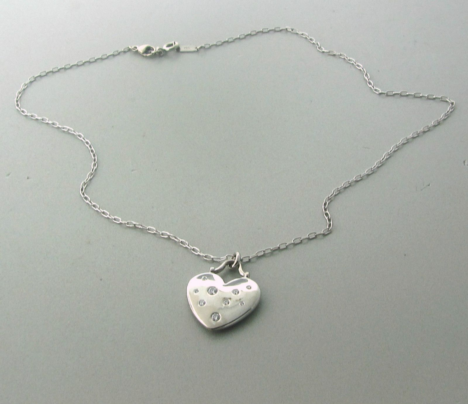 white gold knecklaces
