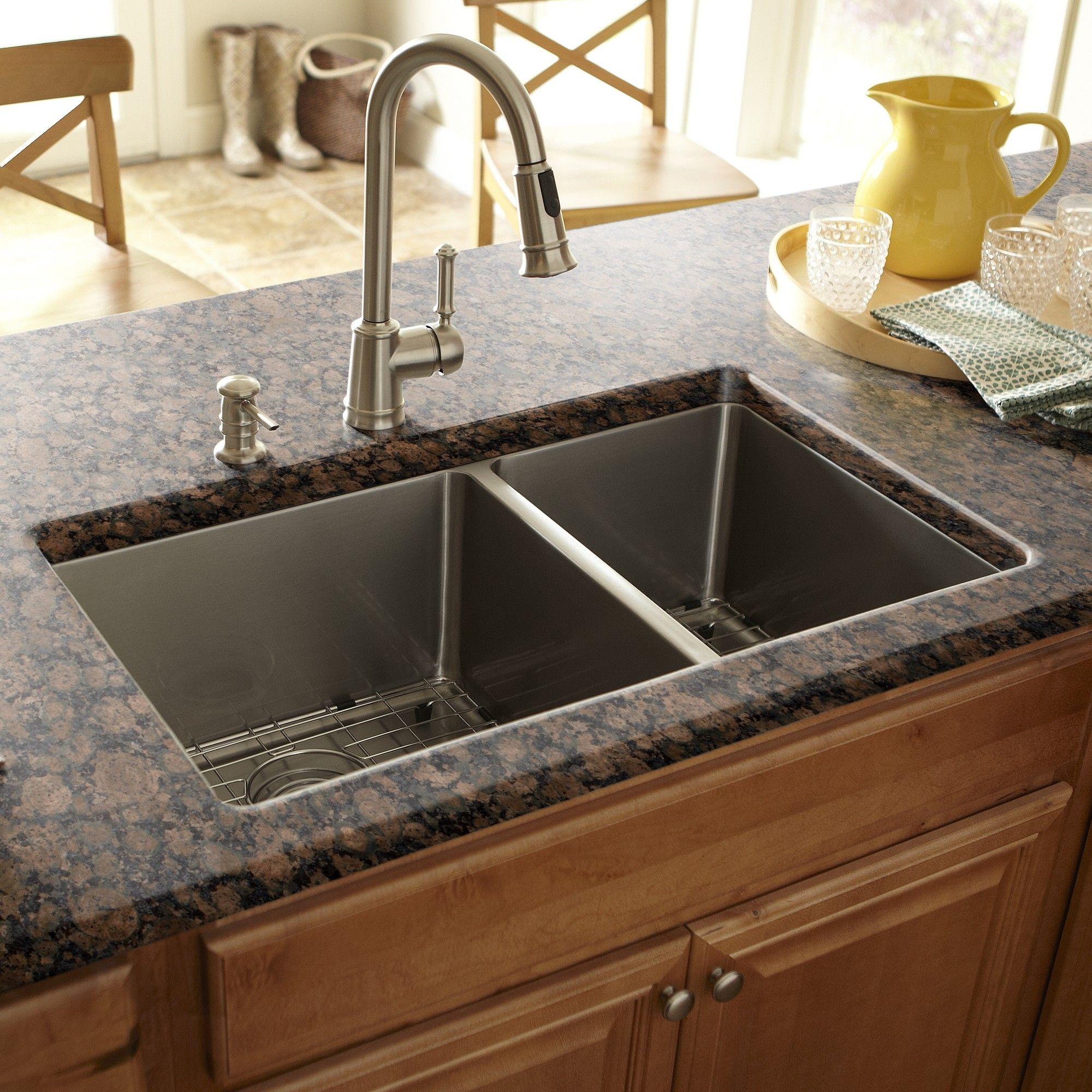 sink in kitchen design