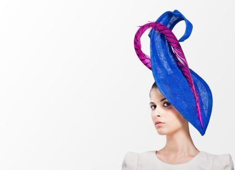 Katherine Elizabeth Millinery for London Fashion week