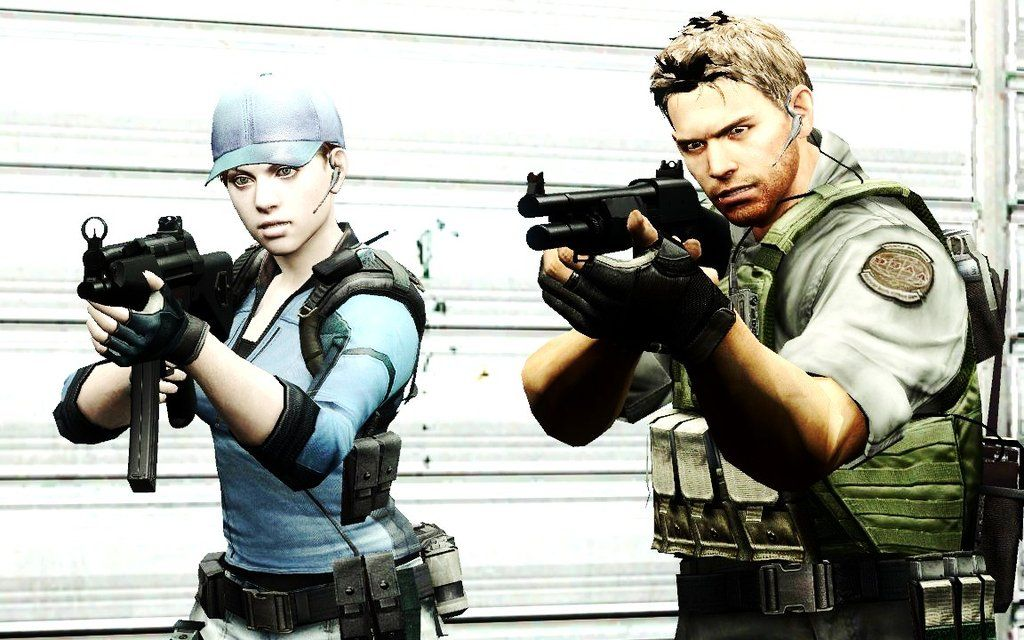 Jill And Chris Cosplay - Google Search