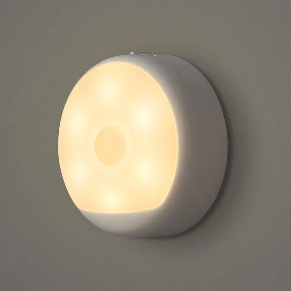 Stair//Wall Lights Bathroom Led Motion Sensor Light Battery Operated with Sensor for Kids Baby Nursery Motion Sensor Light Hallway Warm Light-Remote Control-Battery