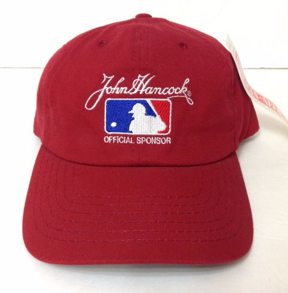 BUGATTI Navy Blue Baseball hat with Red Logo