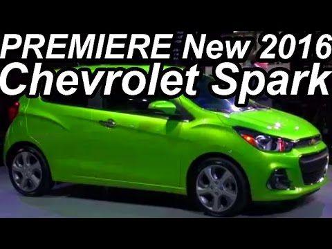 Premiere Novo Chevrolet Spark 2016 1 4 Ecotec 98 Cv