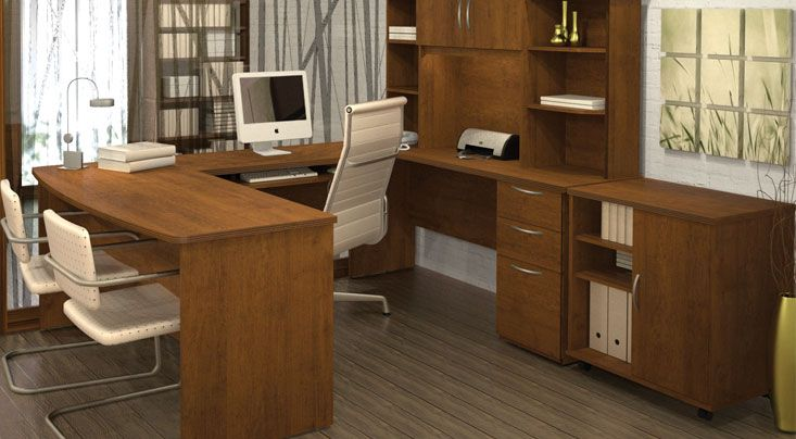 Bromont Office Furniture Collection Costco Basement Makeover