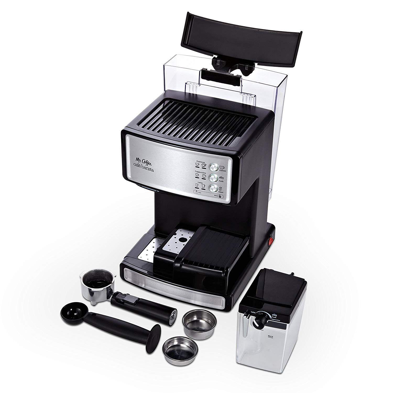 Coffee Espresso And Cuccino Maker