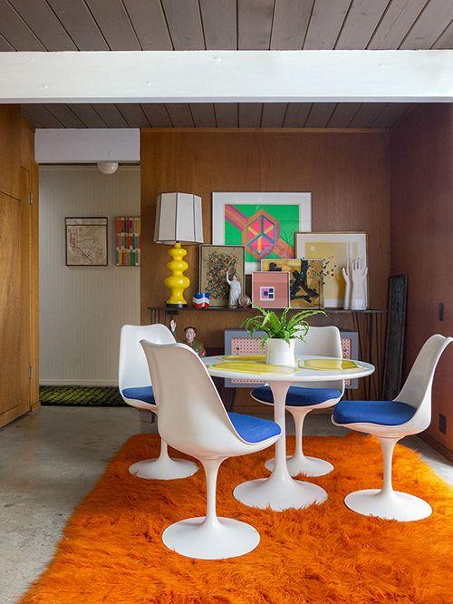 A Time Traveling Vintage Inspired San Francisco Home (Design*Sponge ...