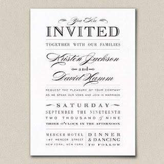 Wedding invitations examples google search diva pinterest wedding invitations examples google search stopboris Image collections