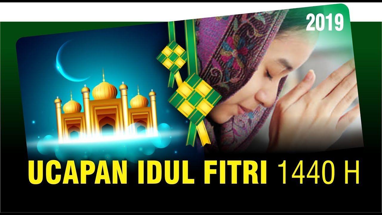 Baru Ucapan Idul Fitri 2019 1440 H Lebaran Hp Wa Ig