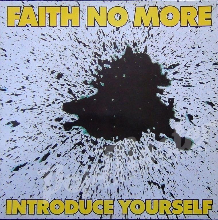 FAITH NO MORE INTRODUCE YOURSELF SLAP21 www.popmaster.pl