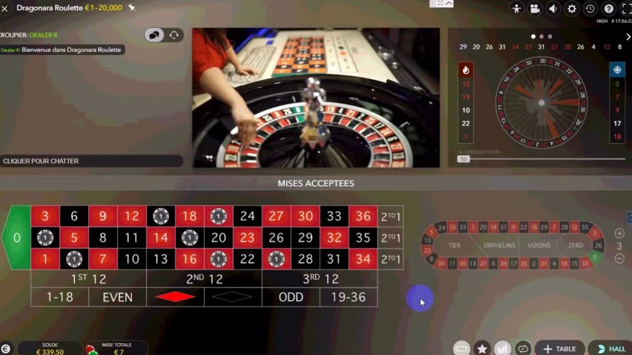 Roulette Big Win ! Roulette strategy | Roulette strategy, Roulette ...