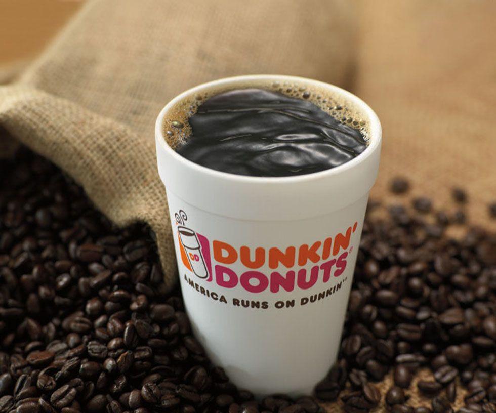 10 Roadside Foods You Should Never Eat   Coffee coolatta, Dunkin ...