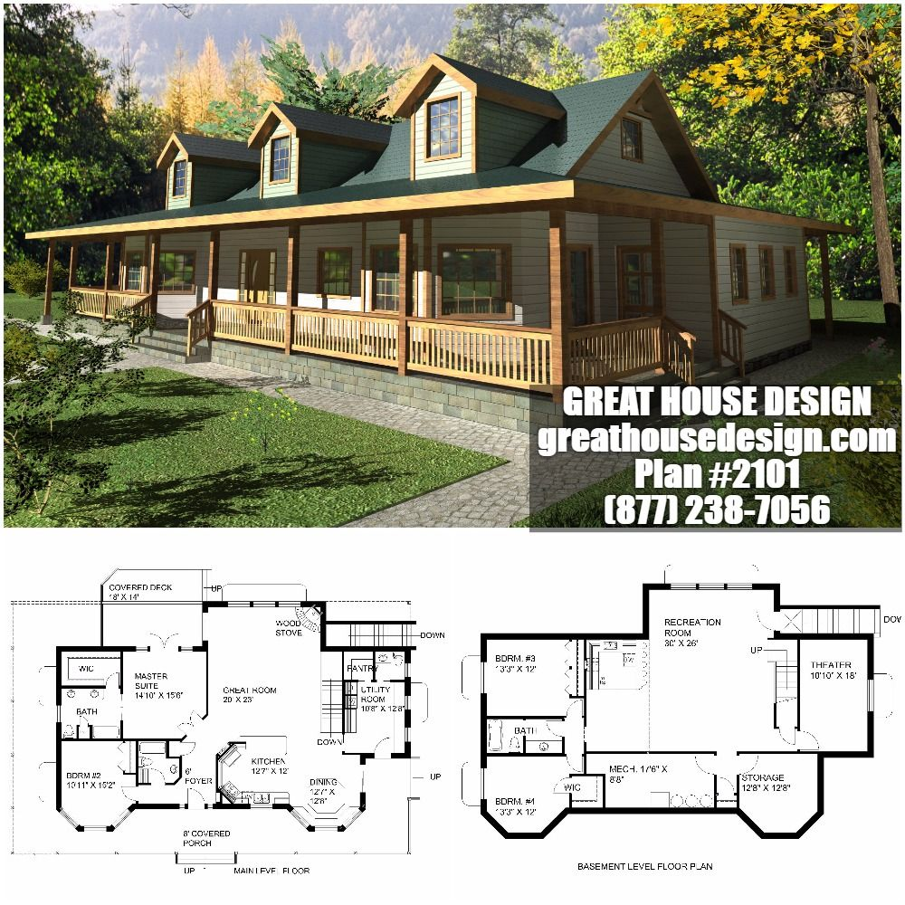 Home Plan 001 2101 Home Plan Great House Design House Plans House Design Building A House