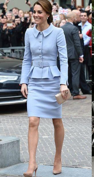 Familles Middleton Pinterest Féminin Suit Kate Iwxqdpd