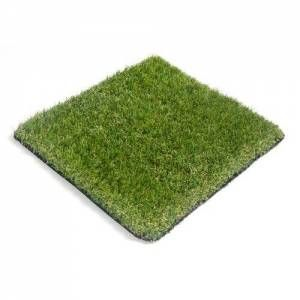 Artificial Evergreen Grass The Seasonal Aisle Size: 3cm H x 950cm W x 400cm D  - Size: 3cm H x 200cm W x 200cm D