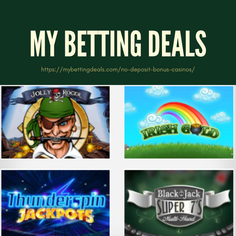 No Deposit Bonus Casino List in 2020 Casino, Online