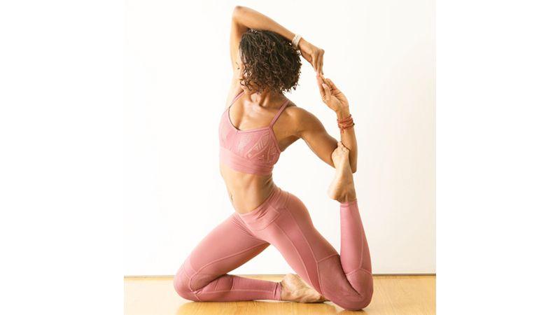 Yoga Matters Koya Webb On The Healing Power Of