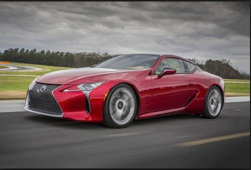 2019 Lexus Lc 500 F Sports Specs Price Interior Normal Features