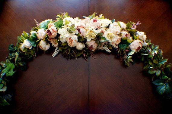 Swag arche mariage mariage extra-large par FashionTouchWeddings