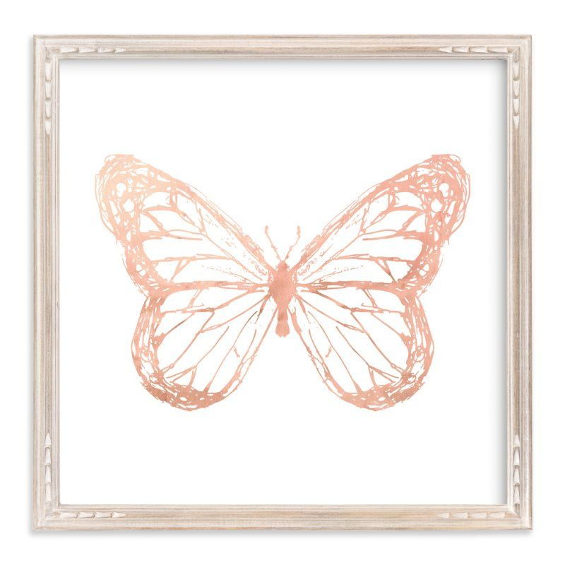Wings at Work Wall Art Prints by Rose Lindo | Minted