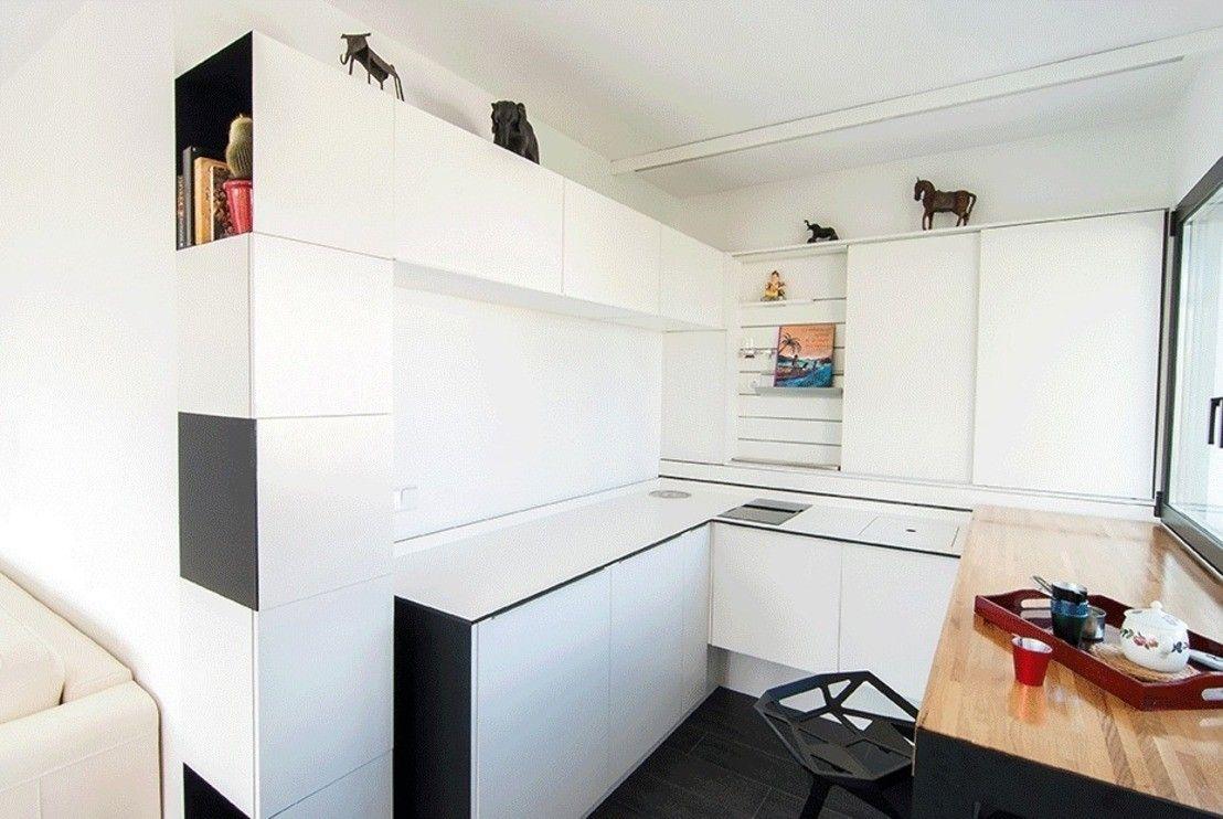 Manual de ayuda: decoración para casas pequeñas | Muebles ...