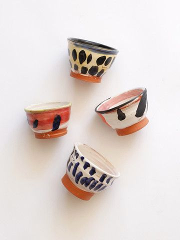 Ginny Sims Ceramic Bowls Friends Of Flow Kate Pugsley