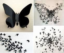 Bildergebnis für paper wall butterflies