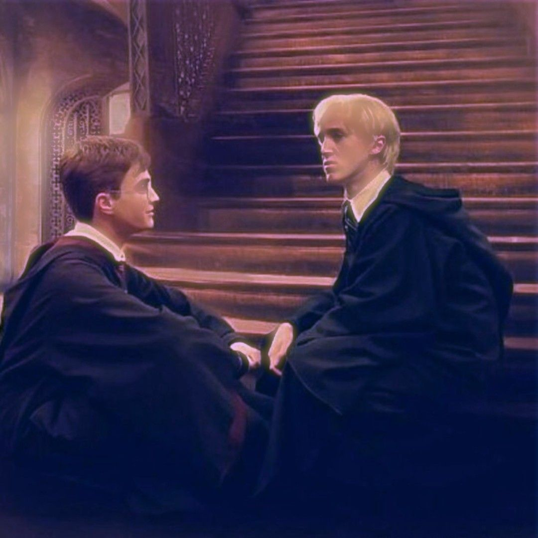 Drarry 3 In 2020 Harry Potter Pictures Harry Potter Images Harry Draco
