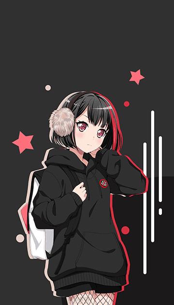 Cute Anime Girl Wallpaper Iphone : anime, wallpaper, iphone, Anime, Wallpaper, Iphone