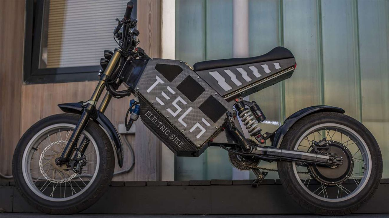 Delfast Constructed An Electric Bicycle With Longer Range Than A